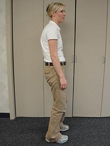 Poor Standing Posture