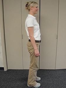 Proper Standing Posture